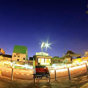Malioboro by Kadetz Soewoko - City,  Street & Park  Street Scenes