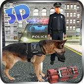Police Dog City Criminals APK for Bluestacks