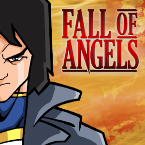 Cover art Fall of Angels