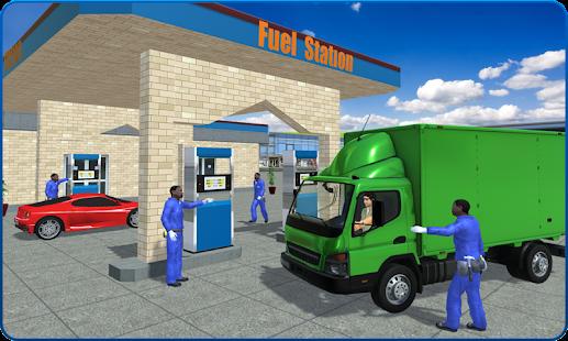 Bank Cash-in-transit Security Van Simulator 2018