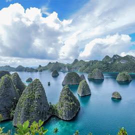Wayag, last paradise by Syarif Rohimi - Landscapes Travel