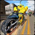 Game Scifi Bike Racing Robots APK for Kindle