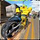 Scifi Bike Racing Robots