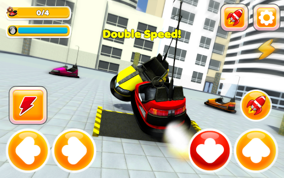 Bumper Cars Unlimited Fun APK screenshot thumbnail 5