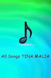 All Songs TINA MALIA - screenshot