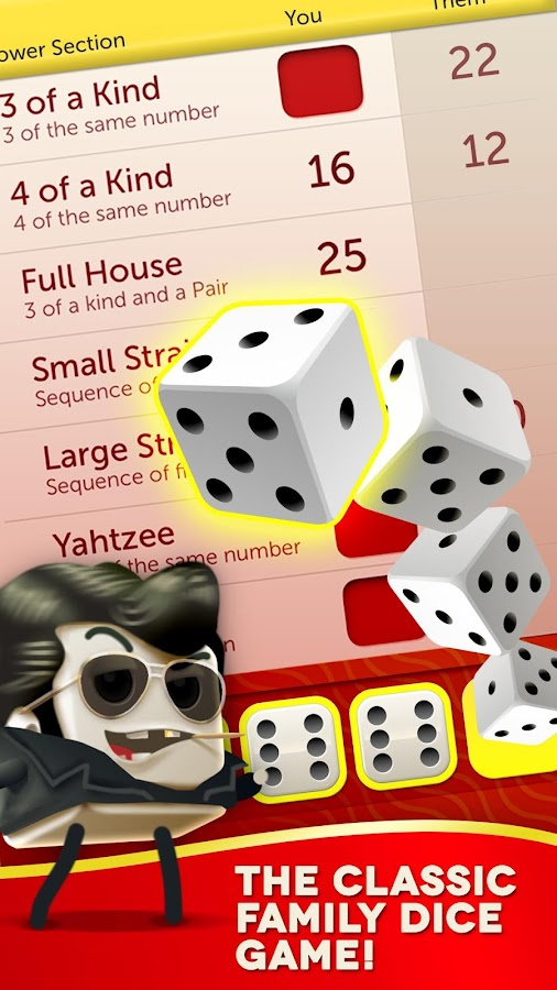 YAHTZEE® With Buddies - Dice! Screenshot 0