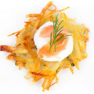 Kid's Potato Latkes