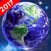 Earth Map Live GPS : Navigation & Tracking