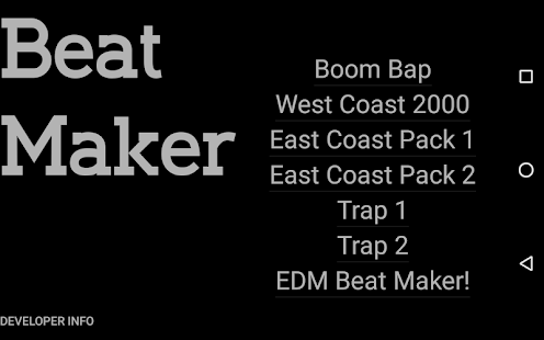 Hip Hop Beat Maker- screenshot