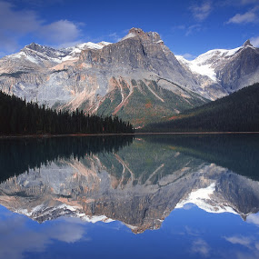 BC by Thomas Born - Landscapes Mountains & Hills ( reflection, reflections, mirror,  )