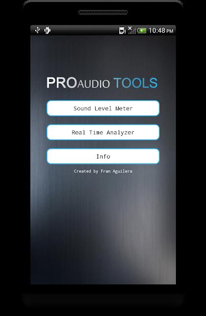 ProAudio Tools screenshots