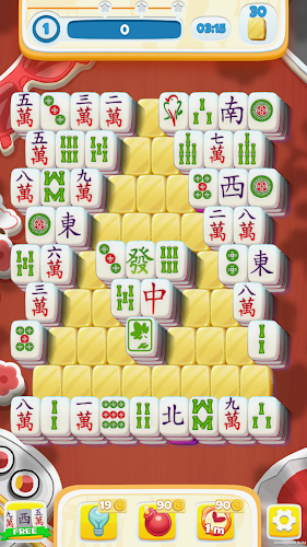 Mahjong City Tours Android App Screenshot