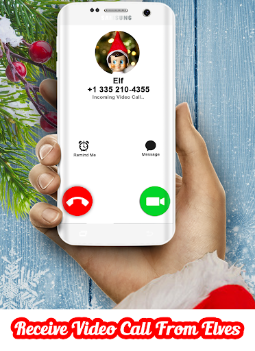 Video Call Elf On The Shelf For PC