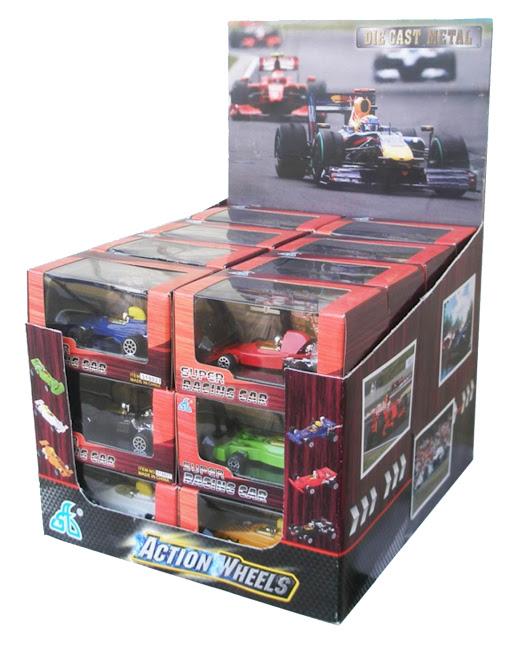 Машинка Гоночная, IQ Car, Mini, S, в ассортименте