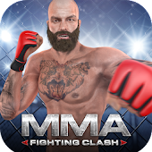 Download Full MMA Fighting Clash 1.15 APK