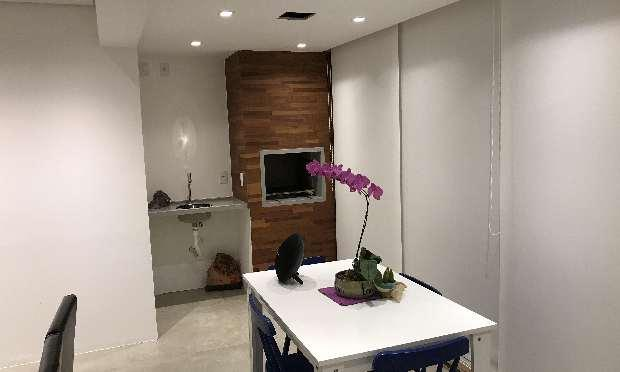 Apartamento à Venda - Chácara Santo Antônio