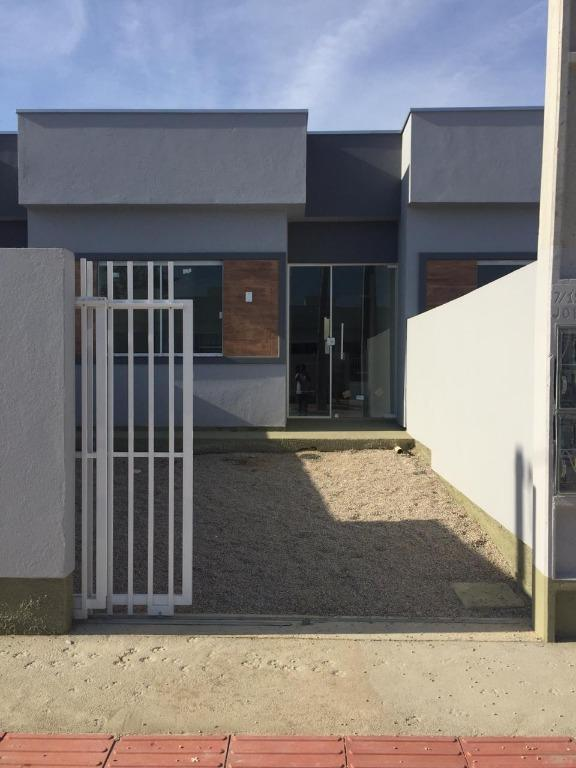 Casa à venda, 55 m² por R$ 136.000,00 - Joaia - Tijucas/SC