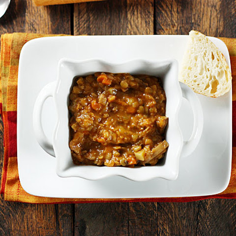 Rustic Lentil Soup