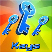 Download Full Unlimited Keys Subway Surfers 1.3 APK