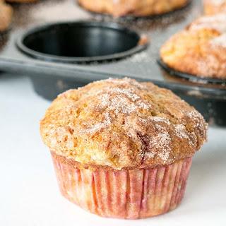 Rhubarb Yogurt Muffins Recipes