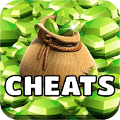 Gems For Coc : Free Tips Icon