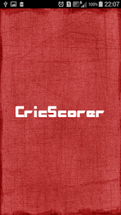 CricScorer - Cricket ScoreBook - screenshot