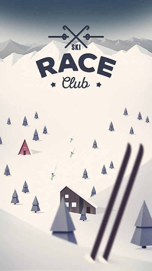 Ski Race Club Screenshot 2