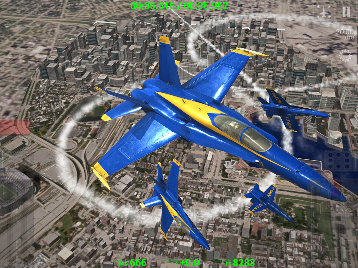 Blue Angels: Ready, Break! Screenshot 9