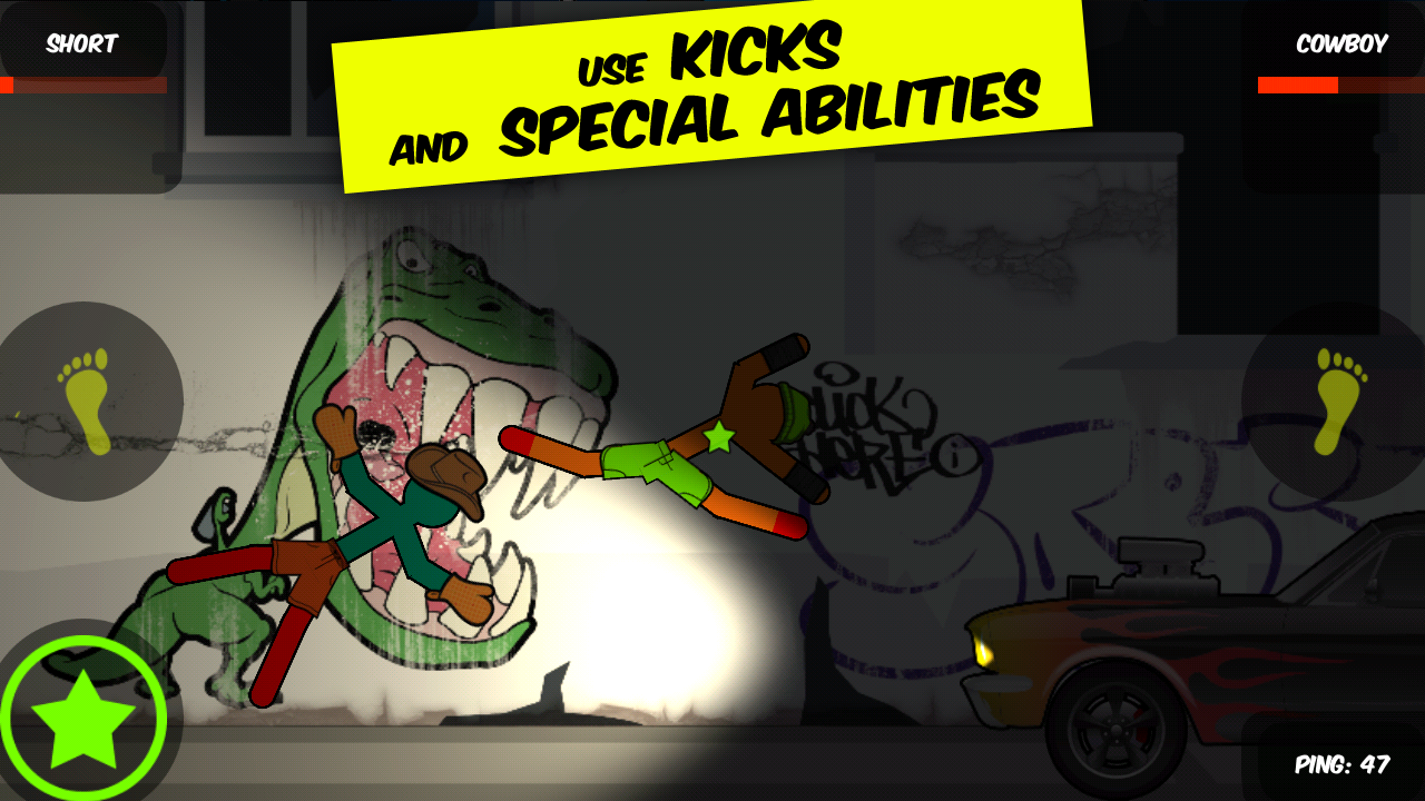 Street Fighting 2: Multiplayer Screenshot 1