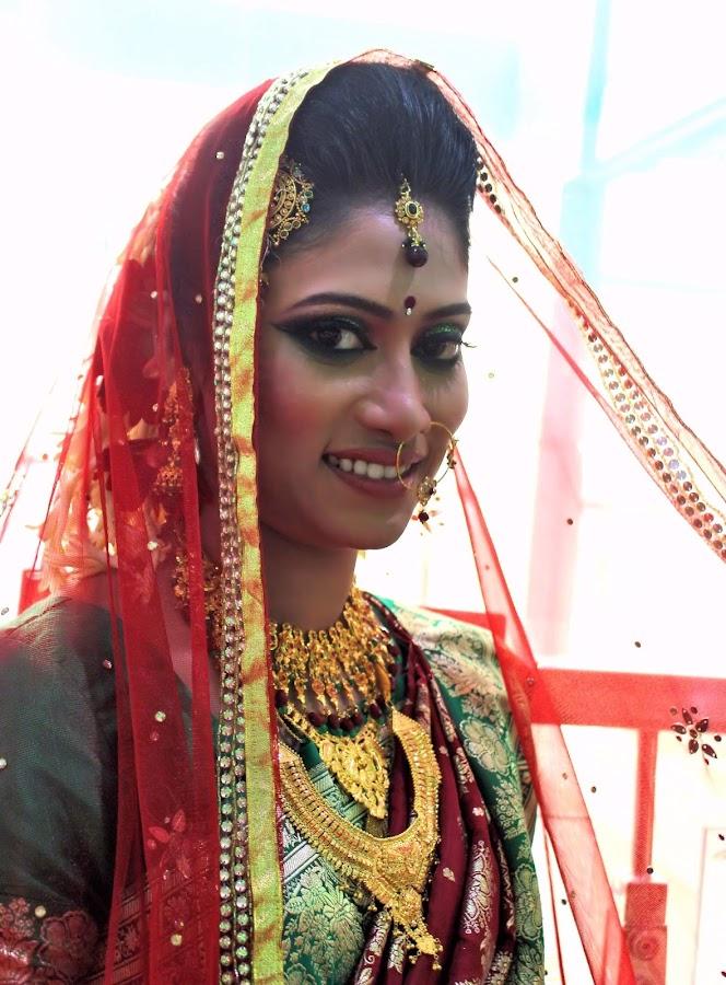 by Iftekher Rezwan - Wedding Bride