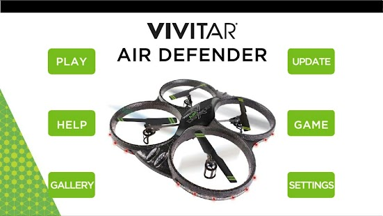Vivitar Air Defender - screenshot