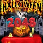 Helloween 2018 in 2048 Icon