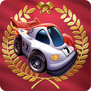 Mini Motor Racing APK Cracked Download