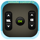 Easy TV Remote Control Icon