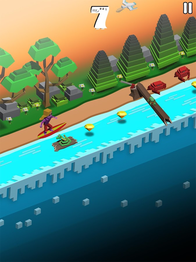 Rolling Rapids Screenshot 10