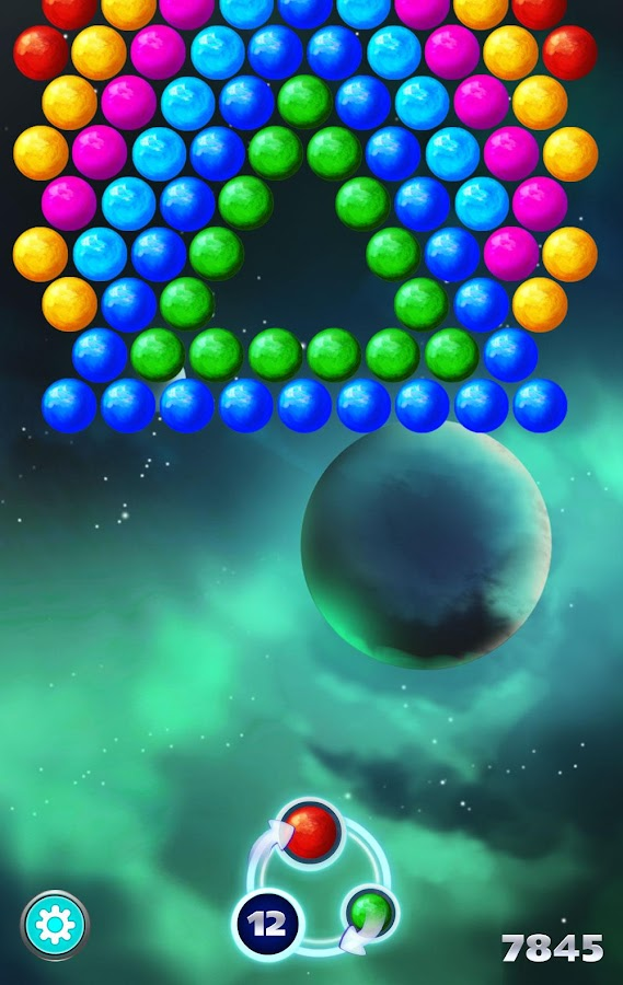 Bubble Shooter Supernova Screenshot 8