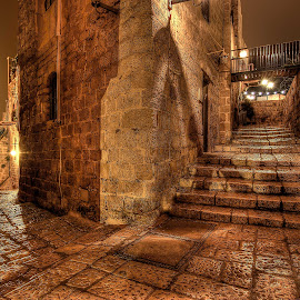 JAFFA by Dong Leoj - City,  Street & Park  Neighborhoods ( street&park, city )