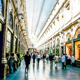 Brussels by Andrew Moore - City,  Street & Park  Markets & Shops ( brussels )
