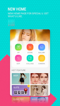 POLA Camera - Beauty Selfie, Clone Camera& Collage APK screenshot thumbnail 7