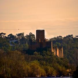 Castle by Pedro Matos - Buildings & Architecture Statues & Monuments ( castle, king )
