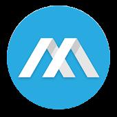 App Metal for Facebook & Twitter version 2015 APK