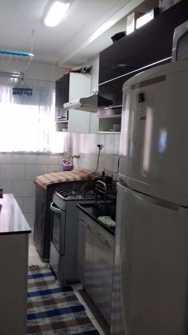 Apartamento residencial à venda, Condomínio Parque Inca, Itu...