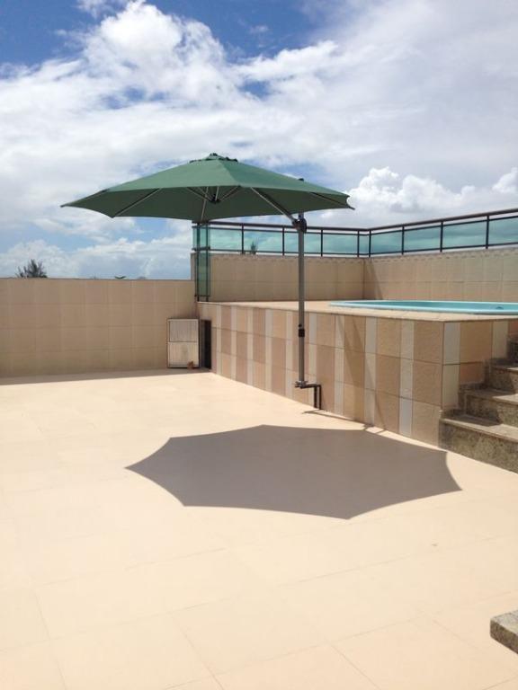 Cobertura em Jardim Bela Vista  -  Rio das Ostras - RJ