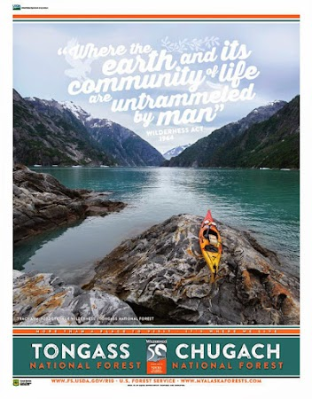Alaska's Tongass for the US Forest Service
