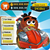 Tips Angry Birds Go!