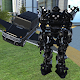 X-Ray Flying Offroad Robot 3D