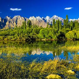 Khaplue by Muhammad Awais - Landscapes Mountains & Hills ( khaplue )