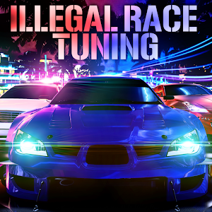 Illegal Race Tuning - Real car racing multiplayer For PC (Windows & MAC)