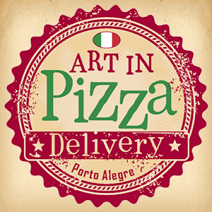 Art In Pizza Delivery