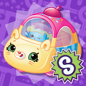 Shopkins: Cutie Cars Online PC (Windows / MAC)
